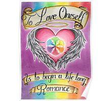 Love Oneself Poster