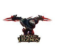 Project Zed - League of Legends Photographic Print