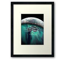 eco warriors Framed Print