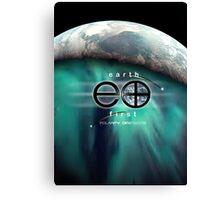 eco warriors Canvas Print