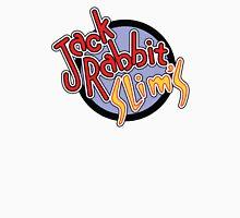 Jack Rabbit Slim's - Circle Logo Womens Fitted T-Shirt