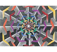 Tessellations  Photographic Print