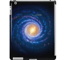 Milky Way - You Are Here iPad Case/Skin