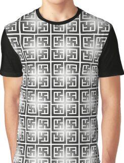 Nya Variant 2 Tiled Graphic T-Shirt
