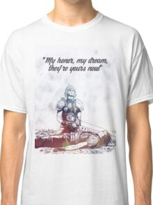Cloud Strife and Zack Fair Last Moment Classic T-Shirt