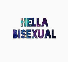Hella Bisexual Unisex T-Shirt