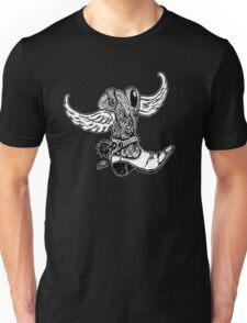 FLYIN' BOOT Unisex T-Shirt