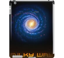 Milky Way - You Are Here - Version 2 iPad Case/Skin