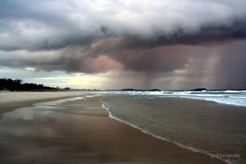 Dreamtime Beach Afternoon ... by gail woodbury