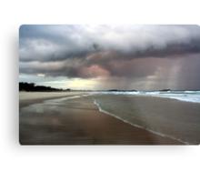 Dreamtime Beach Afternoon ... Metal Print