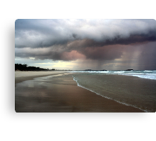 Dreamtime Beach Afternoon ... Canvas Print