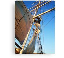 Sail Sail Sail Canvas Print