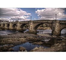 Corbridge Bridge Photographic Print