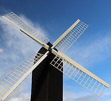 Brill Windmill by ChocChipCookie