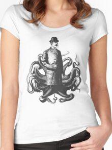 Sir Corin Thulhu  Women's Fitted Scoop T-Shirt