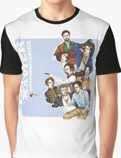Team Xavier Graphic T-Shirt