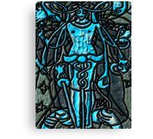 Tarot 1.- Thw Magus Canvas Print