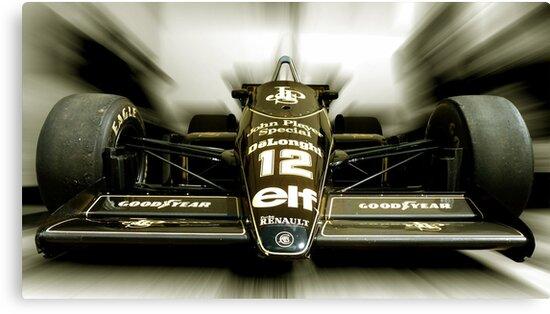 Ayrton Senna by Tom Clancy