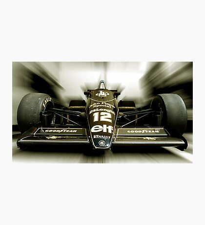 Ayrton Senna Photographic Print