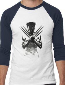 wolverine x-men Men's Baseball ¾ T-Shirt