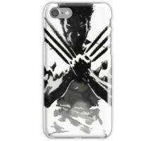 wolverine x-men iPhone Case/Skin