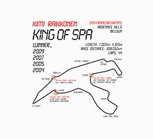 Kimi Raikkonen - King of Spa! Unisex T-Shirt