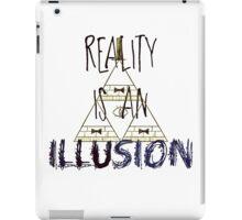 Reality is an Illusion iPad Case/Skin