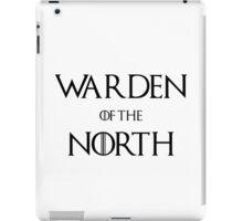 Warden of the North iPad Case/Skin