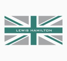 Lewis Hamilton (Team colours) by Tom Clancy