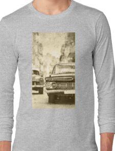 O.P. - Cuba's Vintage Car Long Sleeve T-Shirt