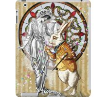 Her biological clock was ticking ... iPad Case/Skin