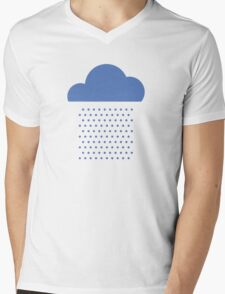 We love weather! rain, clouds, water, raindrop, spring, summer, autumn Mens V-Neck T-Shirt