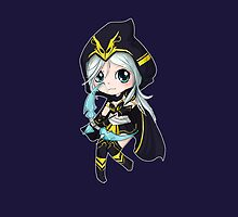 Ashe chibi - League of Legends by linkitty