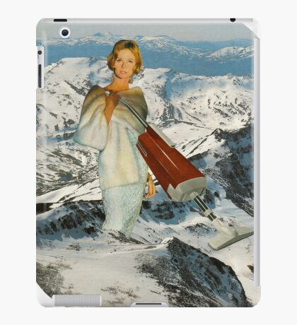 She will Hover Day and Night iPad Case/Skin