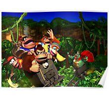 Super Donkey Kong Poster