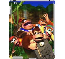 Super Donkey Kong iPad Case/Skin