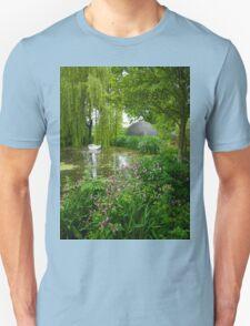 Westonbury Mill Water Garden Unisex T-Shirt