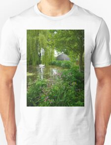 Westonbury Mill Water Garden Unisex T-Shirt