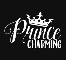 Prince Charming Baby Tee