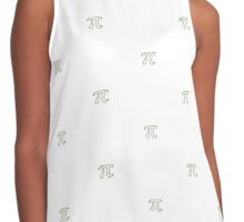 Pi is life Contrast Tank