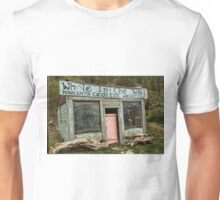A Whole In The Wall In Mitchell Town ©  Unisex T-Shirt