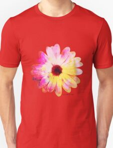 Pop [psychedelic flower] Unisex T-Shirt