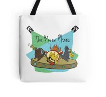 The Meow Meows - colourised version Tote Bag