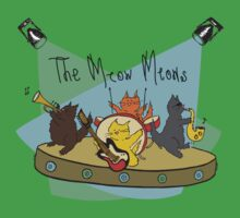 The Meow Meows - colourised version Kids Clothes