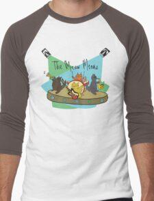 The Meow Meows - colourised version Men's Baseball ¾ T-Shirt