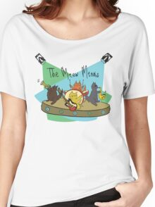 The Meow Meows - colourised version Women's Relaxed Fit T-Shirt