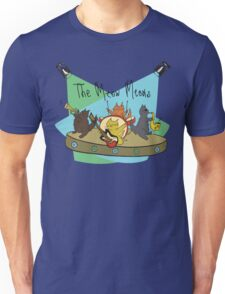 The Meow Meows - colourised version Unisex T-Shirt
