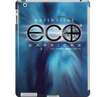 eco warriors 3 iPad Case/Skin