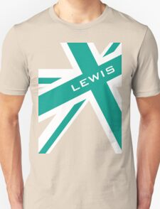 Lewis Hamilton - Team Colours T-Shirt
