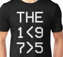 The 1975 edit - VHS Unisex T-Shirt